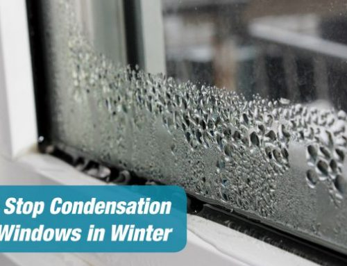 How to Stop Interior Window Condensation