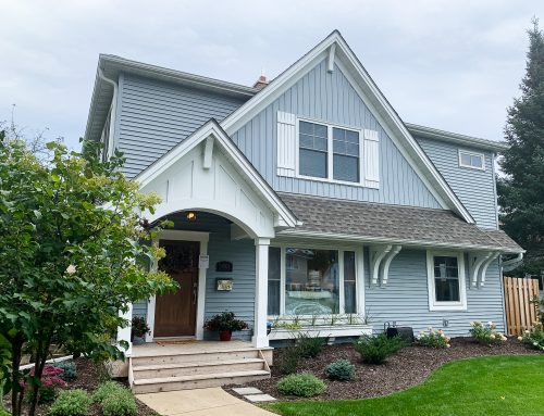 Farmhouse Chic Whole House Remodel